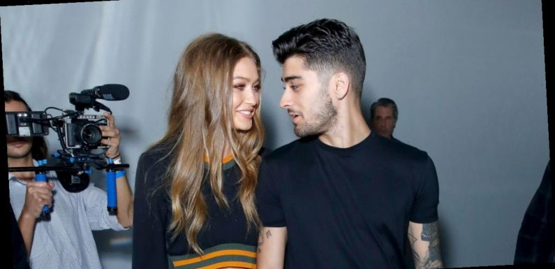 Gigi Hadid sparks rumours she's back with Zayn Malik after Instagram post