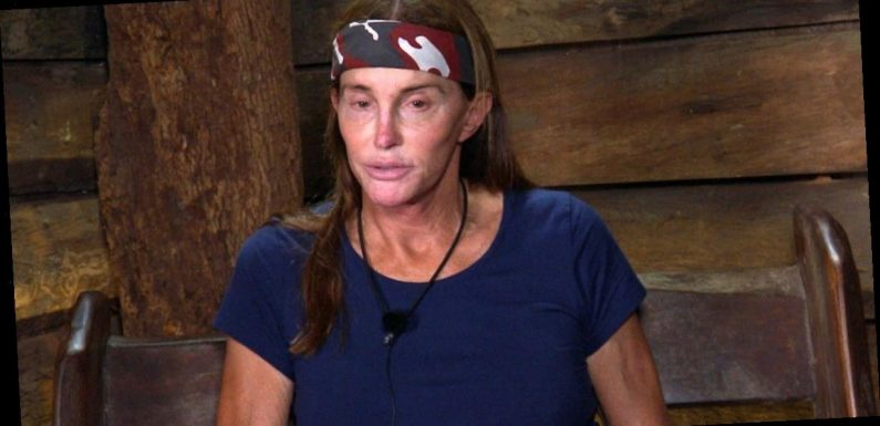 I'm A Celeb fans outraged as Caitlyn Jenner is in bottom two as Cliff is axed