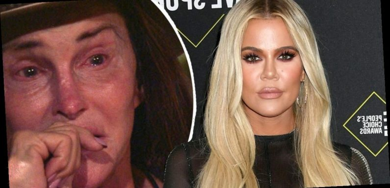 Khloe Kardashian 'hurt' by Caitlyn Jenner's claims that they haven't spoken in six years