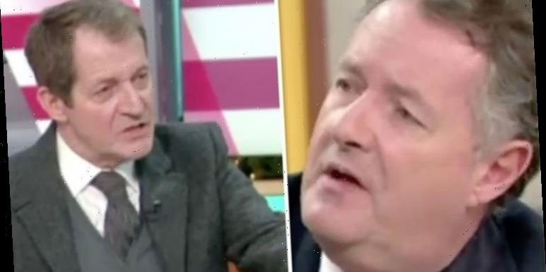 'Under Boris Brexit WILL happen' Piers Morgan hits out at Alastair Campbell tactical vote