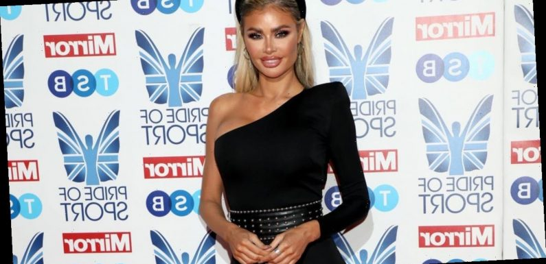 Laura Anderson and Chloe Sims bring reality star glamour to Pride of Sport