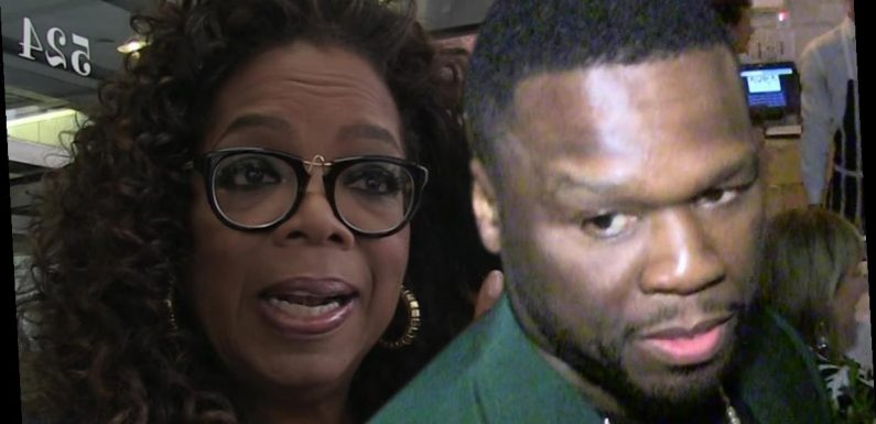 50 Cent Slams Oprah for Only 'Going After Black Men' Accused of Sexual Assault