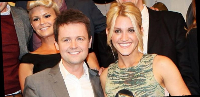 I'm A Celebrity campmate Declan Donnelly 'fell for' and his other showbiz flings