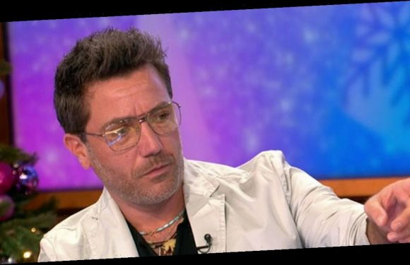 Gino D'Acampo gushes over 'best make-up sex ever' in Loose Women overshare