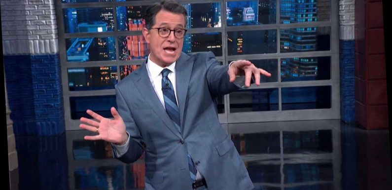Colbert Reveals The Most Surprising Thing About The Trump Impeachment