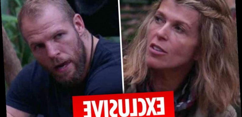 I'm A Celebrity star Kate Garraway's husband says James Haskell will regret calling her stupid – The Sun