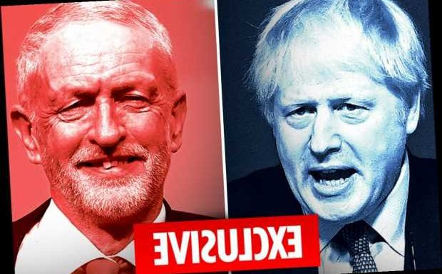 Boris Johnson warns voters Jeremy Corbyn is a 'national security risk' who will bow down to Britain's enemies – The Sun