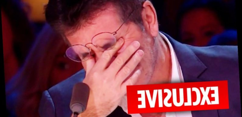 Simon Cowell burst into tears after watching children he had met at hospice star in X Factor's charity single video – The Sun