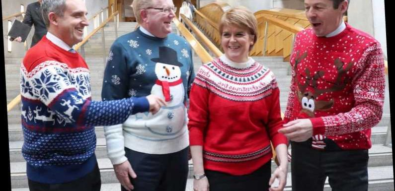 Christmas Jumper Day 2019 is TODAY! Here's what it's all about – The Sun
