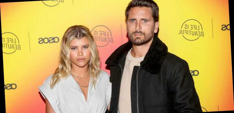 Scott Disick Wants to 'Build a Bond' With GF Sofia Richie and Her Family