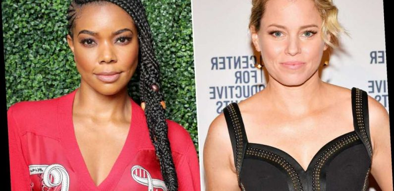 Elizabeth Banks and TIME'S UP Call for Change at NBC Following Gabrielle Union's AGT Firing