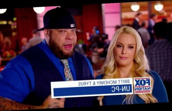 Fox Nation's Britt McHenry Files Sexual Harassment Suit Against Fox News & Her Former Co-Host Tyrus