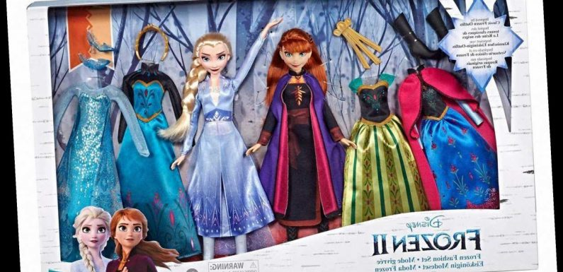 The 13 Coolest Gifts for the Ultimate Frozen 2 Fan in Your Life