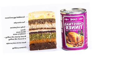 GAME brings back its Christmas Tinner – and now there's a vegan version too – The Sun