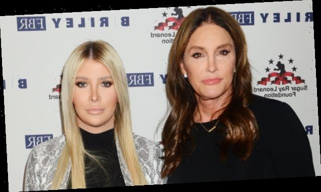 Sophia Hutchins Reveals She and Caitlyn Jenner Aren't Dating