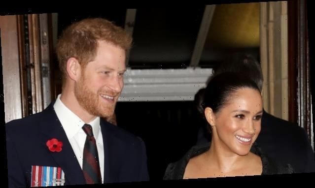 Here's Where Meghan Markle and Prince Harry Are Actually Spending Christmas This Year