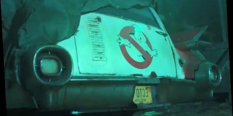 Jason Reitman's 'Ghostbusters' Movie Gets A Title And A Poster