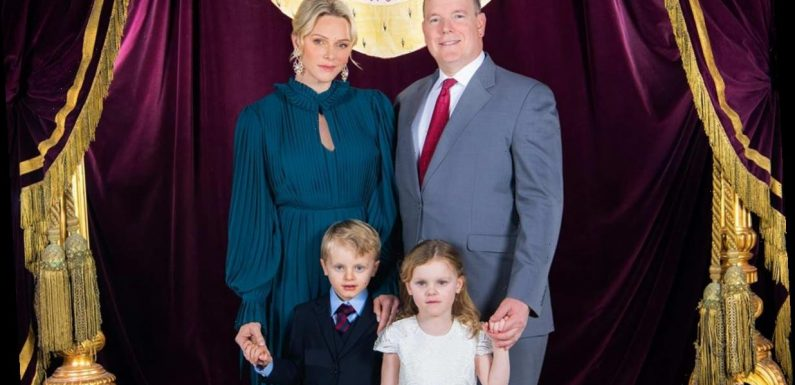 Celebrity daily edit: Princess Charlene's twins pose for early birthday portrait – video