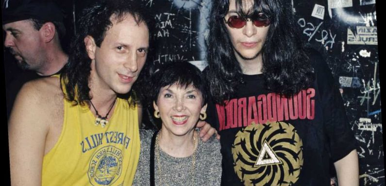 Joey Ramone's brother says Johnny's widow is ruining the band's legacy
