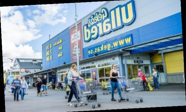 Come mall ye faithful: 40,000 festive shoppers to hit Swedish superstore