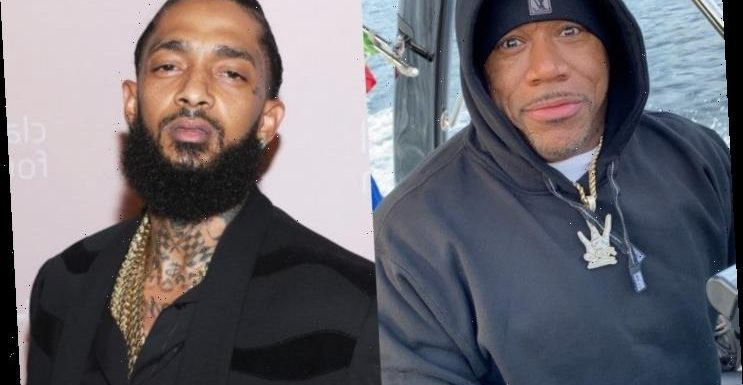 The Game's Manager Says Nipsey Hussle Isn't a Legend: It's the Truth