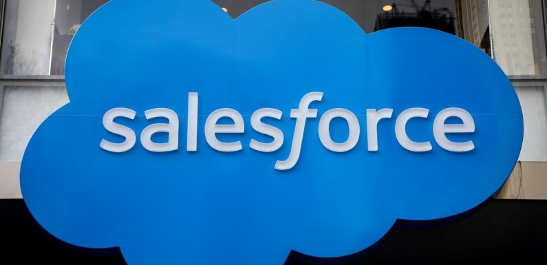 Salesforce earnings beat on strong subscription growth