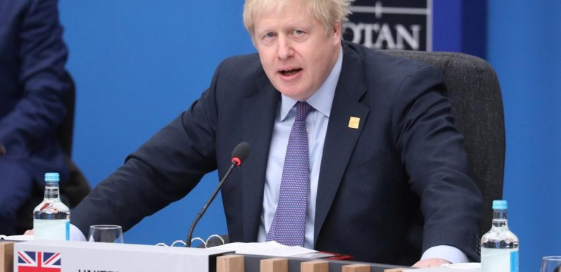 On Huawei, PM Johnson says Britain cannot prejudice security or cooperation