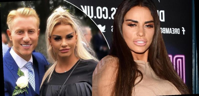Katie Price shows off her slimmer frame to impress ex Kris Boyson in bid to win him back