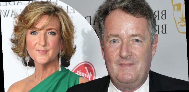 Piers Morgan slams the BBC for cancelling the Victoria Derbyshire show as part of cost cuts