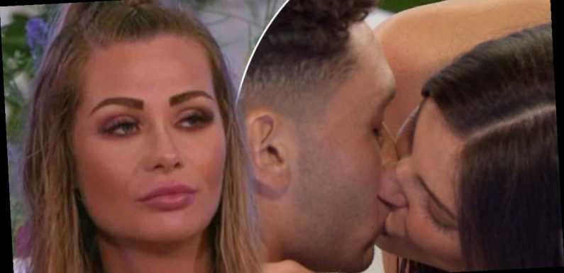 Love Island's Shaughna Phillips threatens to 'go home' as Rebecca Gormley attempts to steal Callum Jones