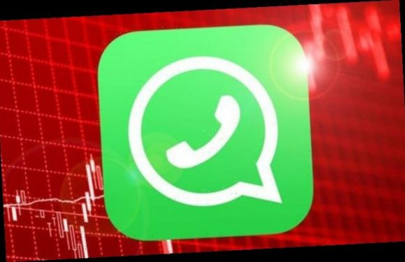 WhatsApp DOWN: Anger as users can't send picture, voice or video message on chat app