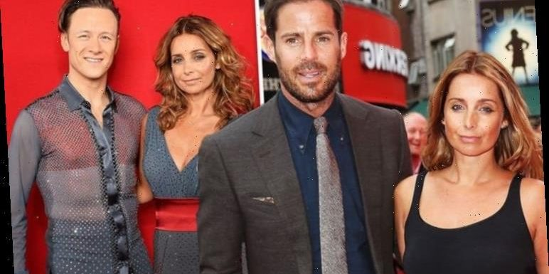 Louise Redknapp: Jamie Redknapp's ex admits she felt 'worthless' before Strictly stint
