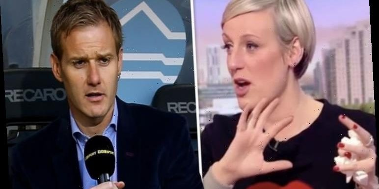 Dan Walker: 'Not sure what happened' BBC host red-faced at awkward Steph McGovern joke