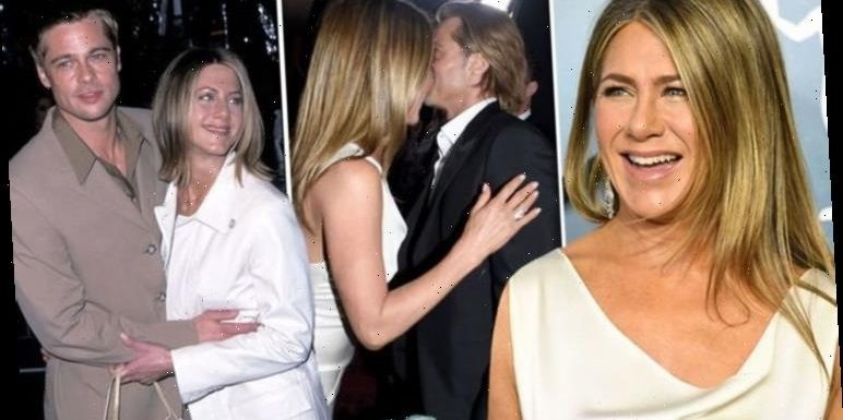 Jennifer Aniston and Brad Pitt 'reignited romance' before cosy reunion at SAG Awards
