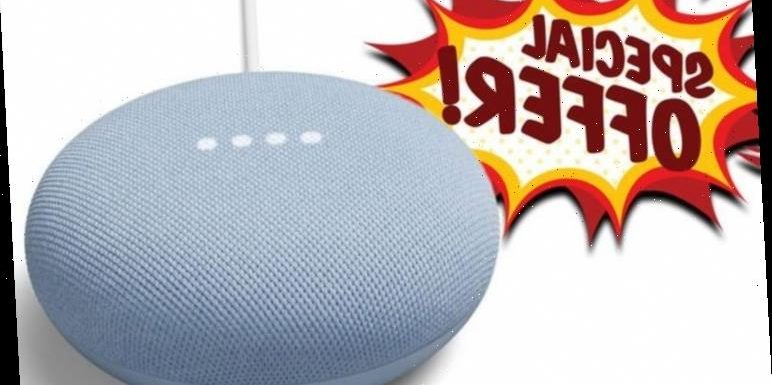 Google Home deal offers two smart speakers for the price of one