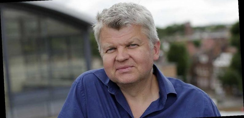Adrian Chiles says counting alcohol units helped him cut down since filming doc