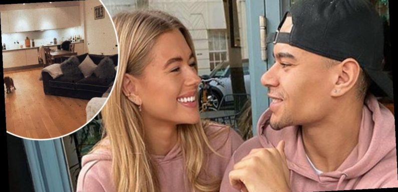 Arabella Chi shares rare glimpse inside her and boyfriend Wes Nelson's stunning London home