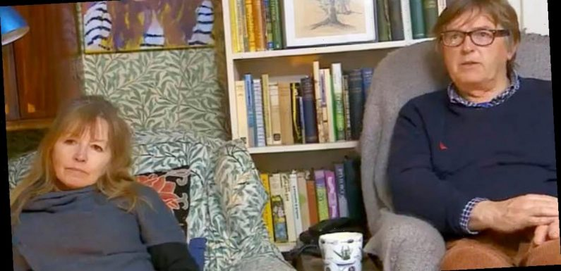 Gogglebox Mary and Giles' most hilarious television moments on Channel 4 show