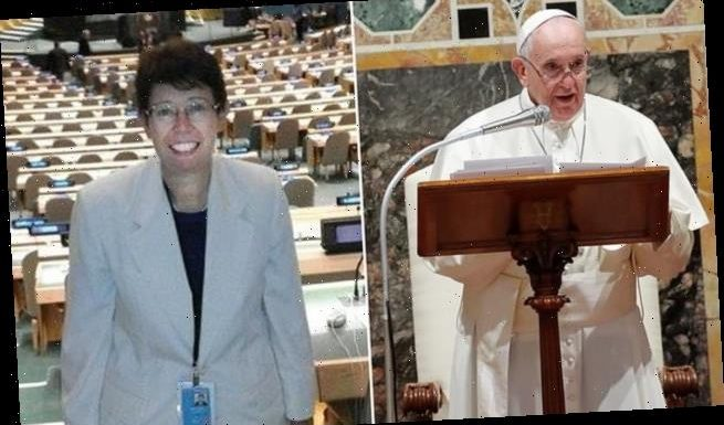 Pope names first female to hold senior Vatican diplomatic post