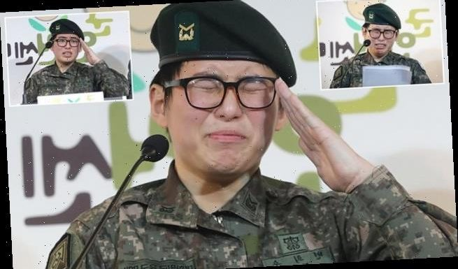 Transgender tank driver pleads to stay in South Korean army