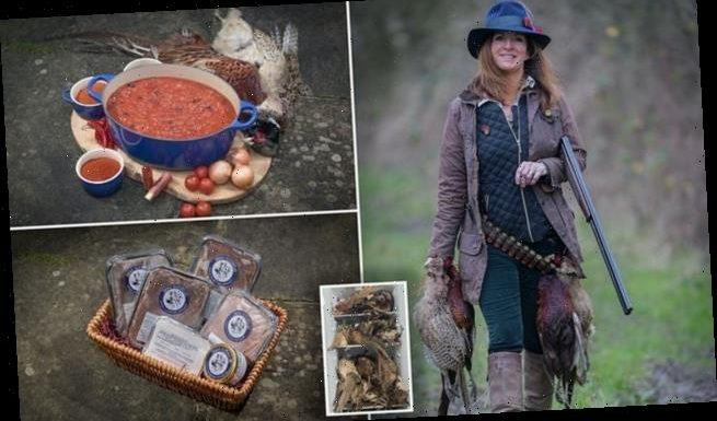 Chartered surveyor, 43, launches ready meal range with game birds