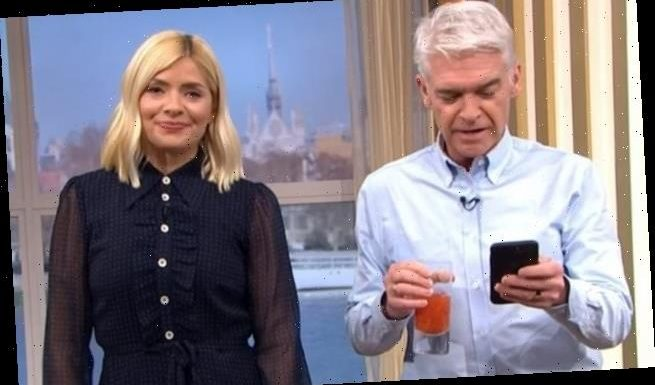 Holly Willoughby stuns with VERY fresh post-NTAs appearance