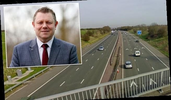 Police Federation chief 'gobsmacked' at roll out of smart motorways