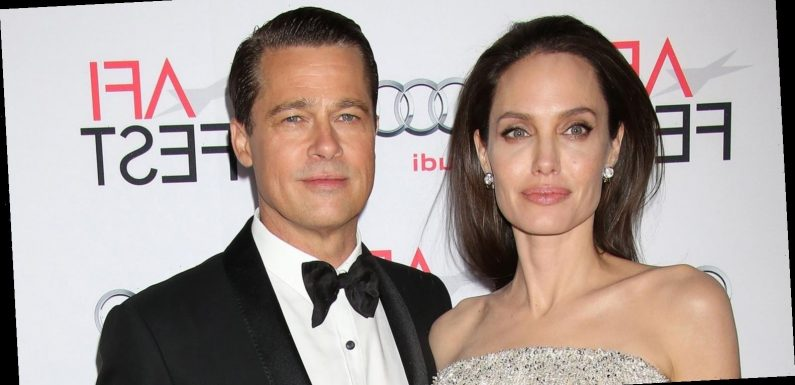 Friendly Exes? Brad Pitt, Angelina Jolie to Debut New Chateau Miraval Rose