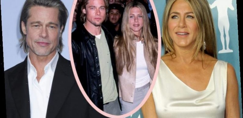 Brad Pitt Finally Apologized To Jennifer Aniston — For 'Many Things' About Their Relationshi