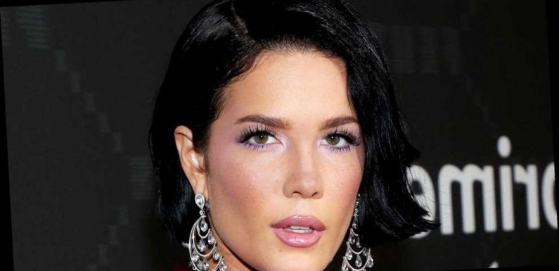 The Emotional Story Behind Halsey's 'Manic' Album Cover Makeup
