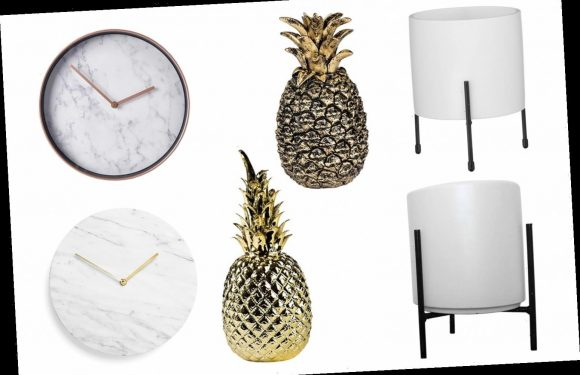 Can you tell the designer furniture from the bargains from B&M, Lidl and Wilko? How to make your home look luxe for less