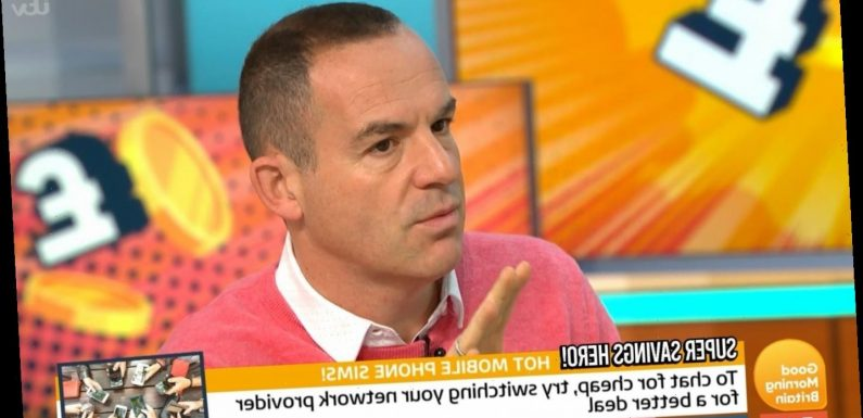Martin Lewis raves about super cheap SIM only mobile deal that cost from £5 a month – The Sun