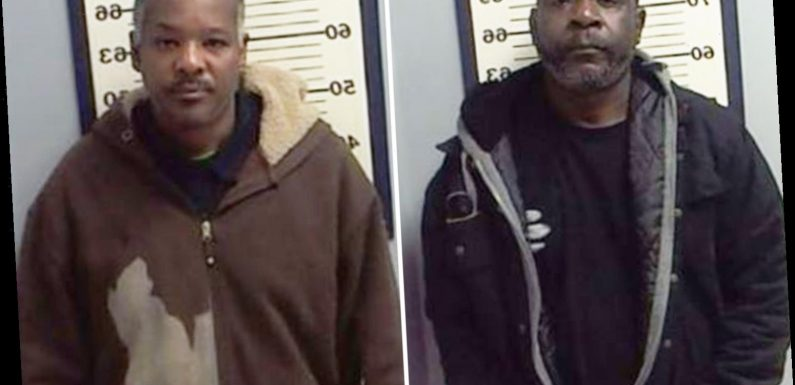Men tried cashing in lottery ticket after altering numbers with glue, cops say – The Sun