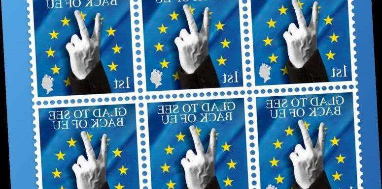 We want Sun readers to design their own Brexit stamp to celebrate Britain leaving the EU this month – The Sun